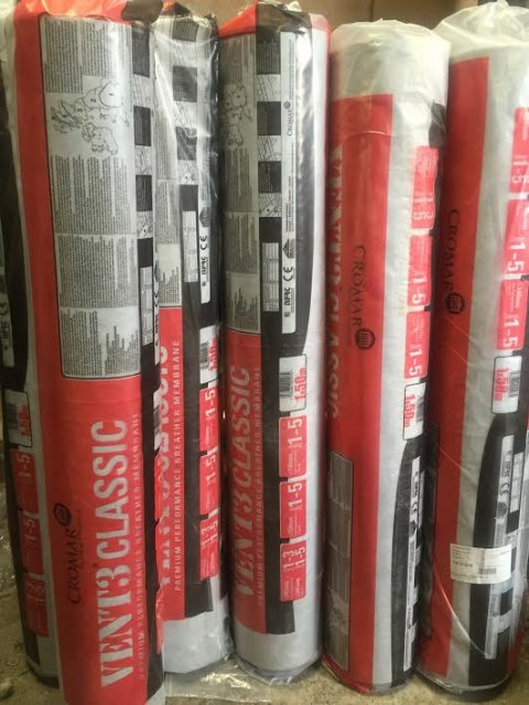 Breather membrane | Pitched roofing