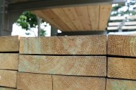 Sawn  Timber 7x2 C24 Graded